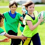 Kids in sport